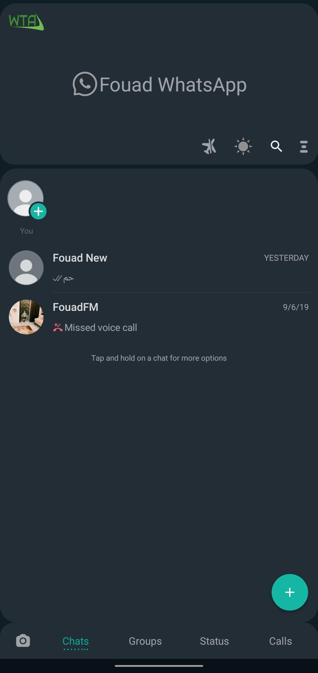 fm whatsapp 8.95 download