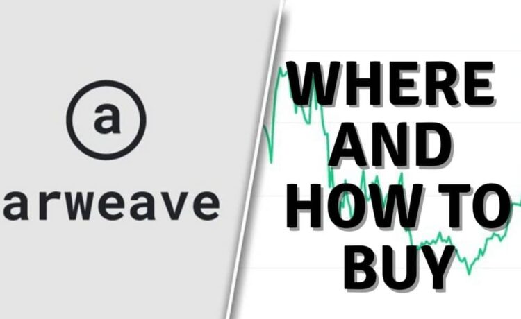 Where to Buy Arweave token
