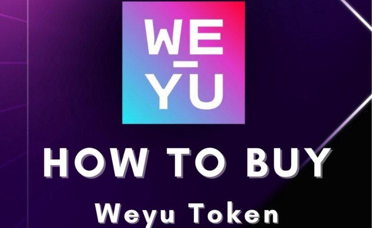 How to Buy Weyu Token
