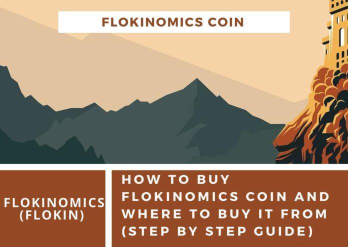 How to Buy Flokinomics coin